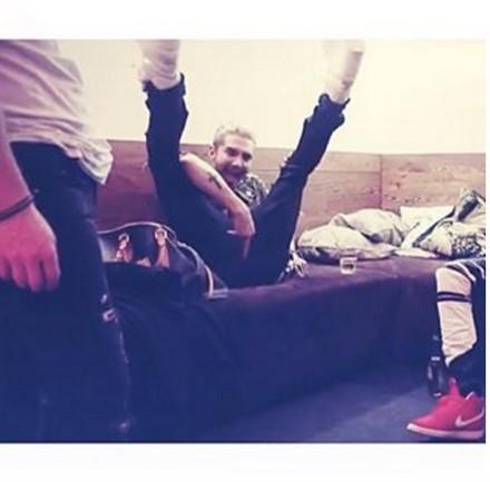 [Instagram Officiel] Instagram  Bill,Tom,Gus,Georg et TH Sans_t58