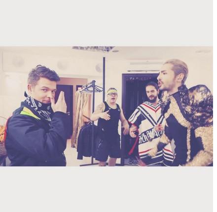 [Instagram Officiel] Instagram  Bill,Tom,Gus,Georg et TH Sans_t61