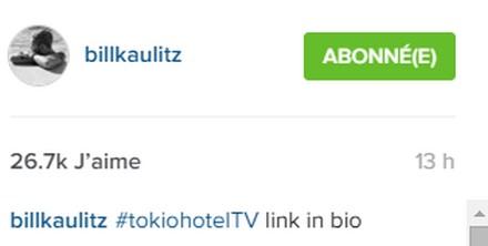 [Instagram Officiel] Instagram  Bill,Tom,Gus,Georg et TH Sans_t62