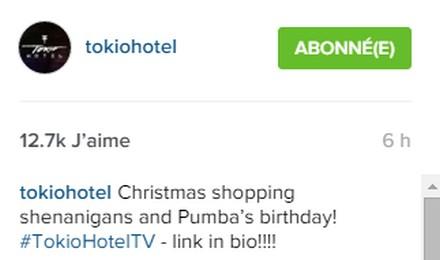 [Instagram Officiel] Instagram  Bill,Tom,Gus,Georg et TH Sans_t79