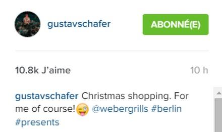 [Instagram Officiel] Instagram  Bill,Tom,Gus,Georg et TH Sans_t83