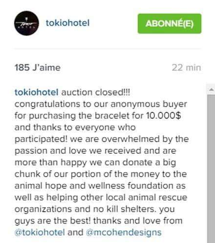 [Instagram Officiel] Instagram  Bill,Tom,Gus,Georg et TH Sans_t88