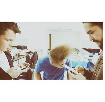 [Instagram Officiel] Instagram  Bill,Tom,Gus,Georg et TH Sans_t99