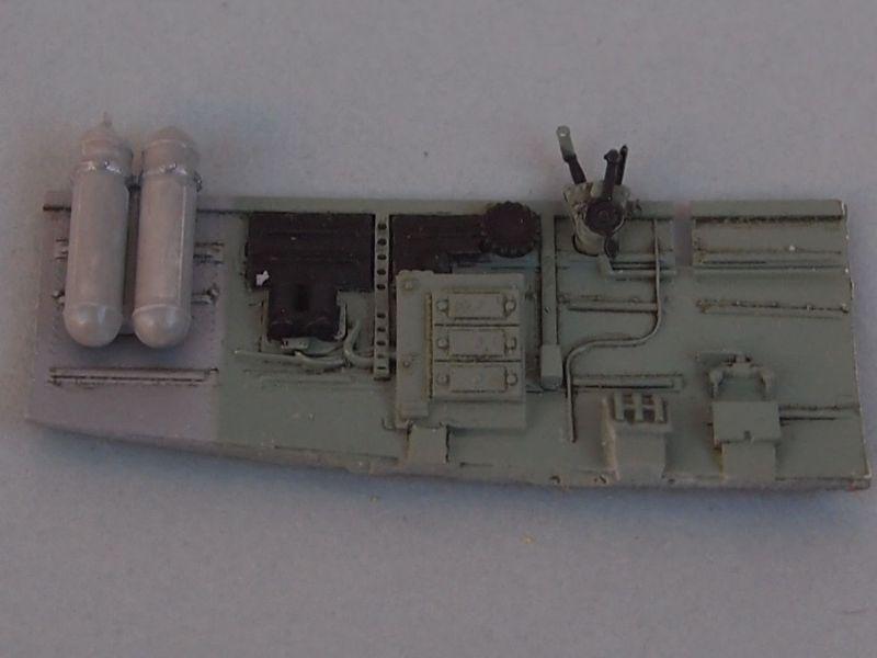 Spitfire Mk VIII Eduard au 1/48 Res0110
