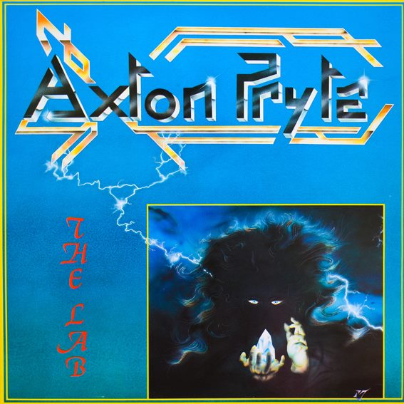 AXTON PRYTE The Lab (1986-2016) No Remorse Records 11174910