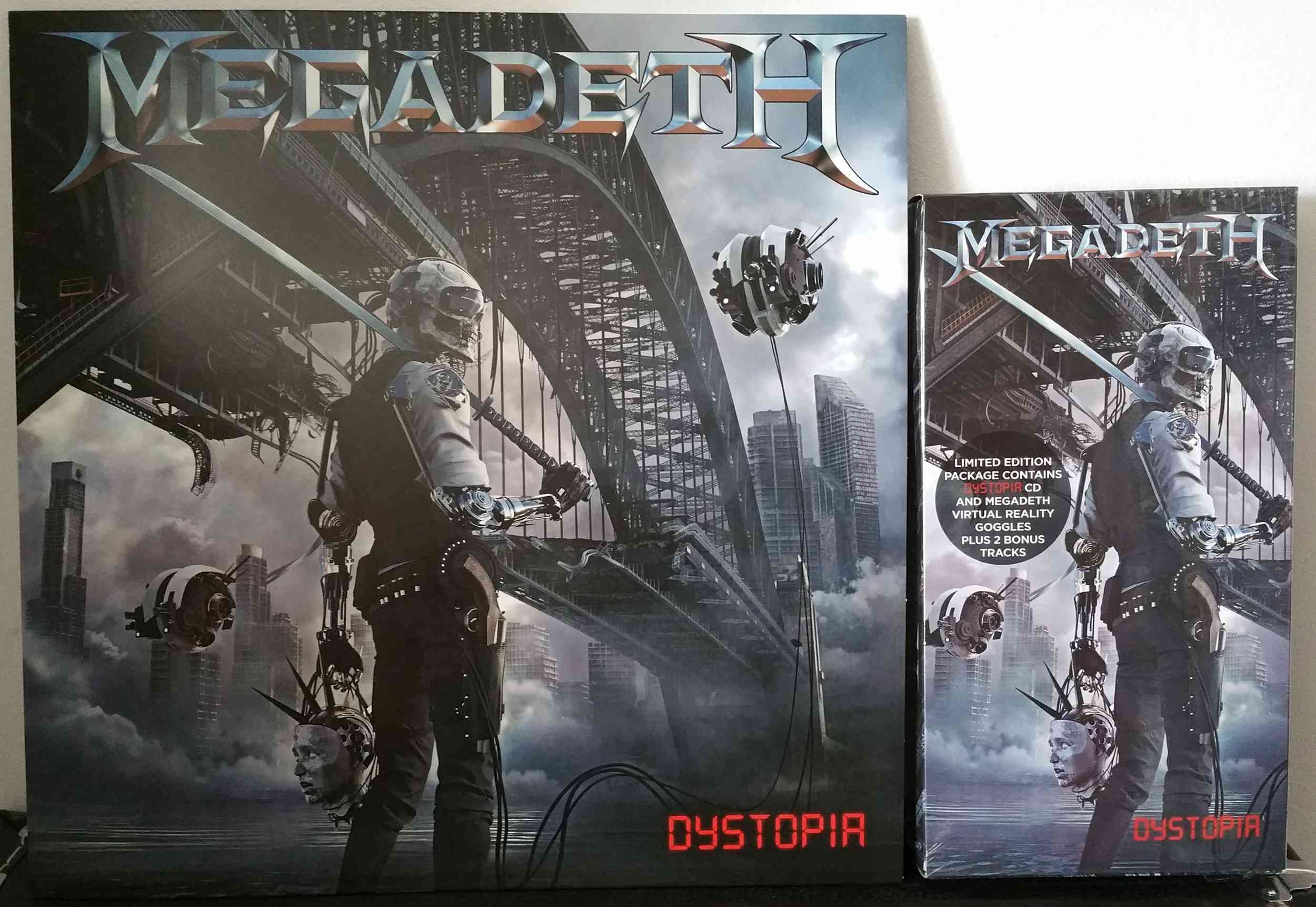 "MEGADETH  ""Dystopia""  (JAN 2016) - Page 2 20160219"