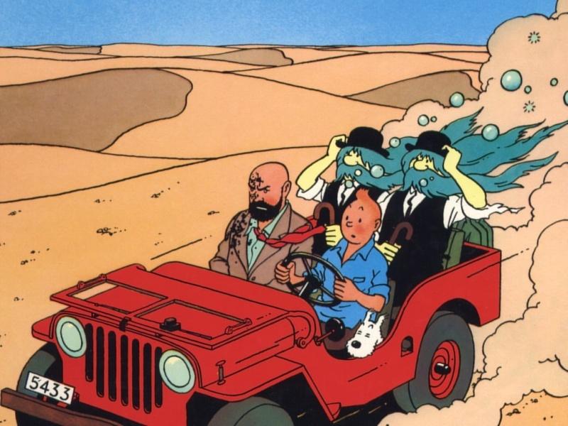 Notre vécu là bas... - Page 2 Tintin12
