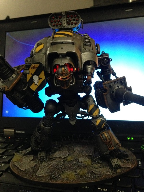Iron Warriors  Image211