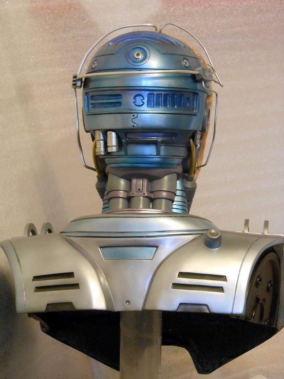 Robocop buste life size by J-P Reuchet  Robo311