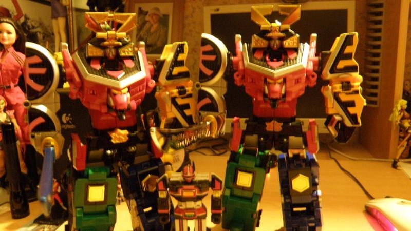 Super Sentai Artisan : Won Tiger  Pc300210