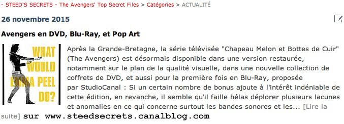 """""""Chapeau melon et bottes de cuir"""" en blu ray !  - Page 4 Dvd-po11"""