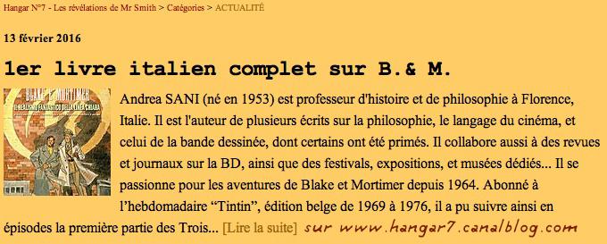 Pleins feux sur Edgar Pierre JACOBS et Blake et Mortimer (2ème partie en cours) - Page 19 Sani-b10