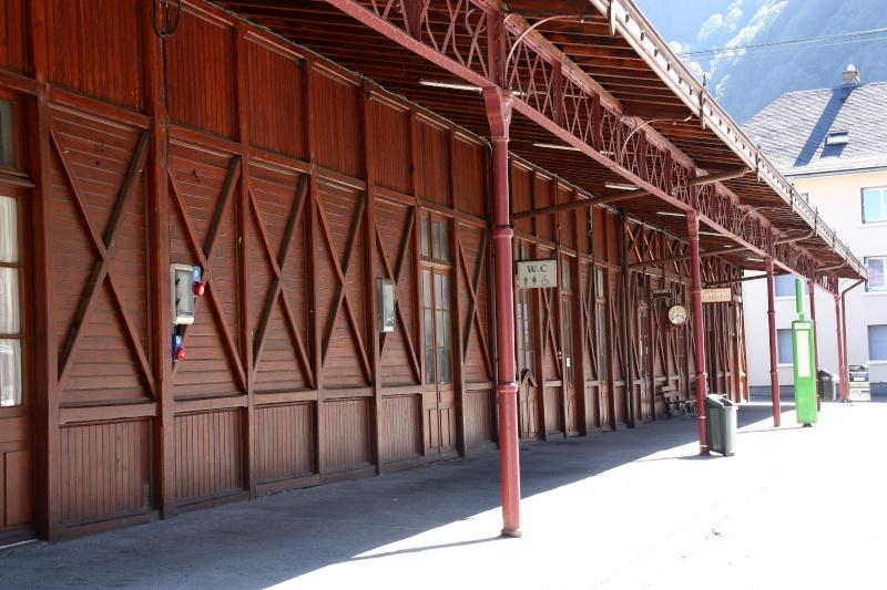 Gare de Cauterets  Hautes-Pyrénées FRANCE Img_3512