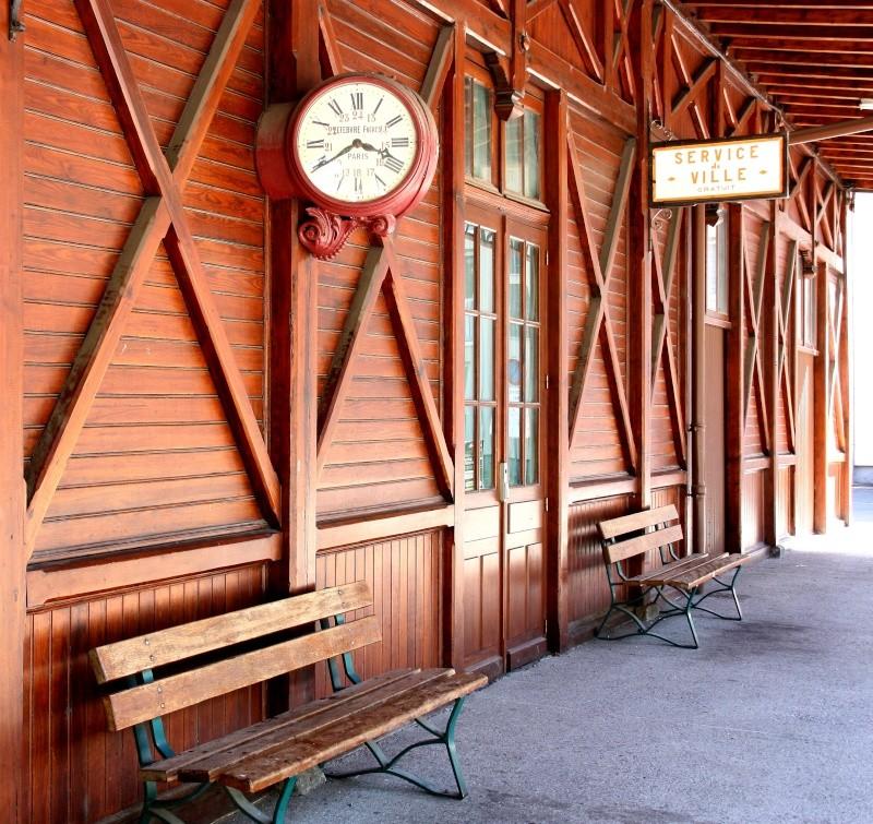 Gare de Cauterets  Hautes-Pyrénées FRANCE Img_3513