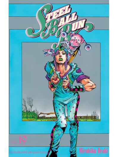 Steel Ball Run (JBA part 7) - Hirohiko Araki - Page 3 C0cebe10