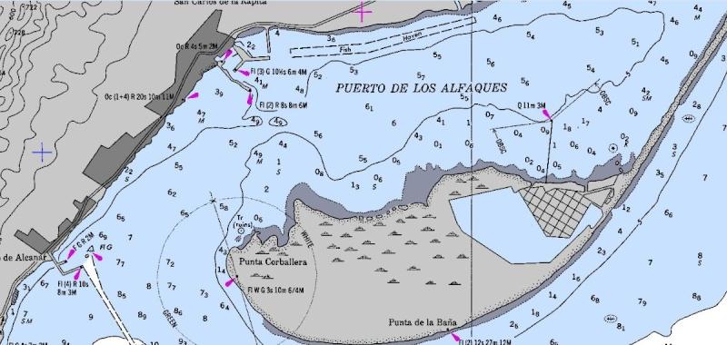 Cartes Marines - Nautical Maps - Cartas Nauticas - Page 4 Captur18