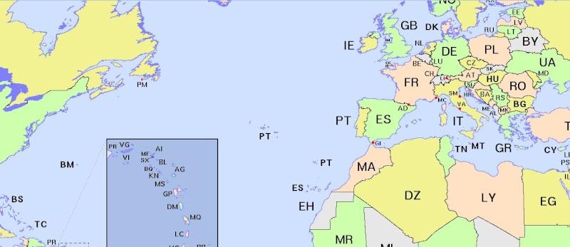 OziExplorer et ses liaisons cartographiques Captur25