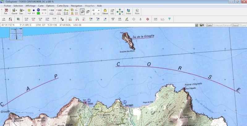 oziexplorer - OziExplorer et ses liaisons cartographiques Ozi0611