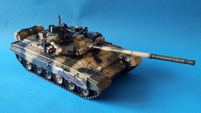 trumpeter  t-90 1/35 12301510
