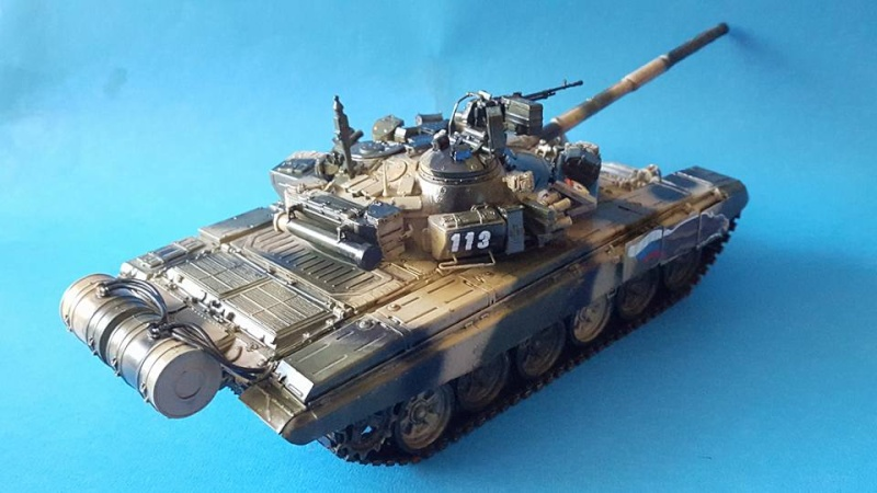 trumpeter  t-90 1/35 12310410