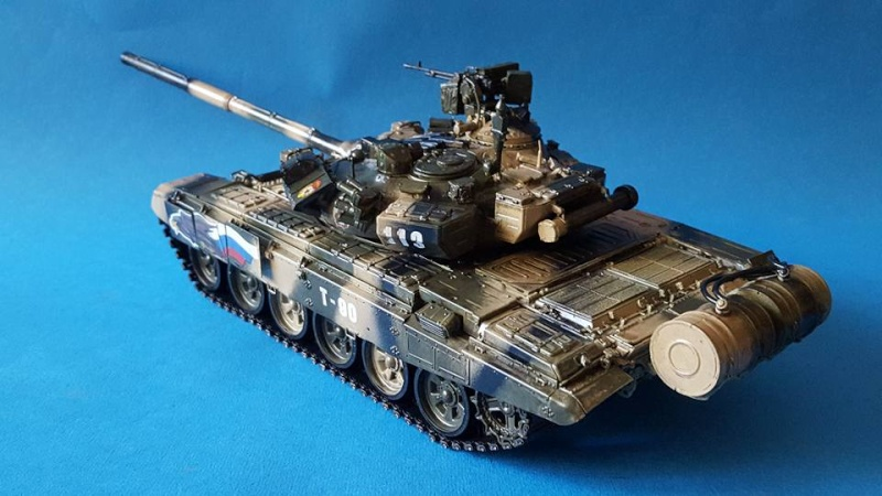 trumpeter  t-90 1/35 12310511