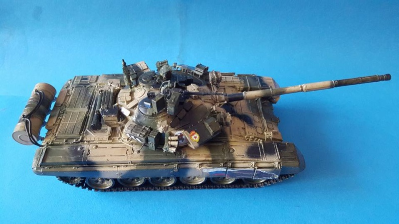 trumpeter  t-90 1/35 12341210