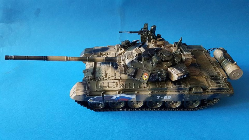 trumpeter  t-90 1/35 12342810