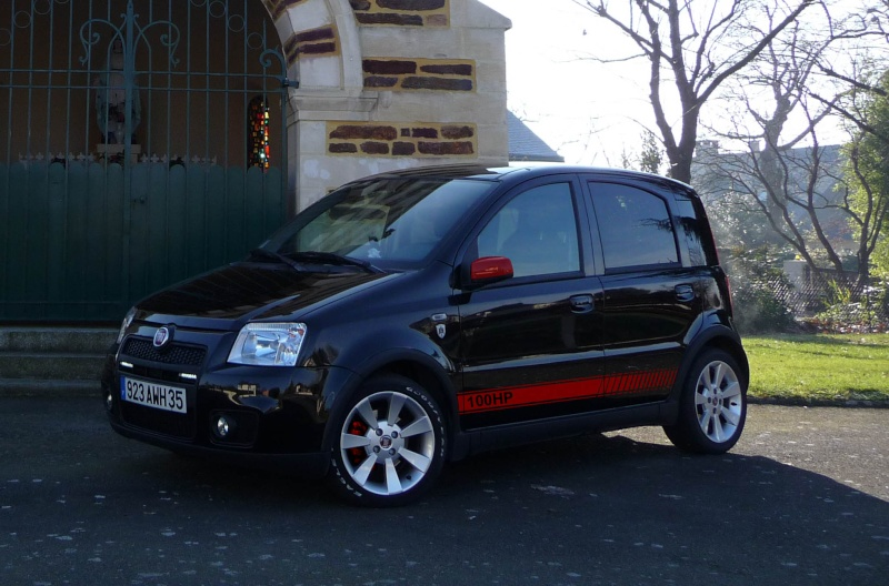 [Projet] 100HP Abarth Style Bandes11