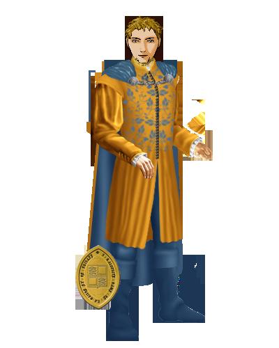 [Niort 1458] Mariage de Messire Emeric et Dame Lisou 5bis10