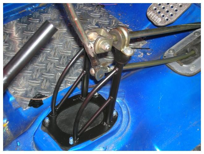 montage du levier de vitesse rehaussé Dscn3110