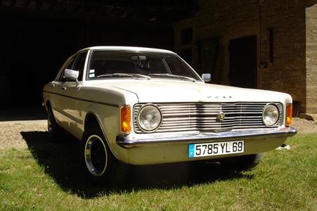 Taunus coupé turbo Vendre10