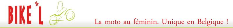 Site équipements moto pour filles (www.bike-l.com) Banner10