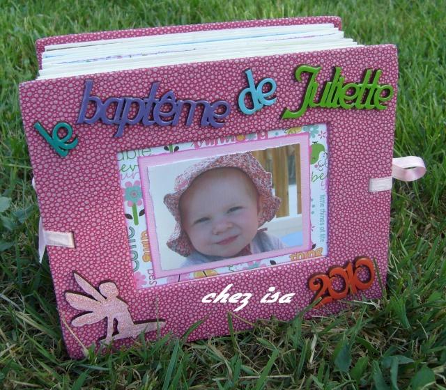 "mini album ""bapteme"" S7301442"