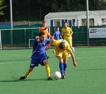L'équipe des U17 DH 2010/2011 33110