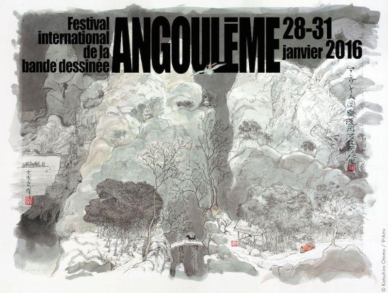 Festival International de la Bande Dessinée - Angoulême - Page 2 A11