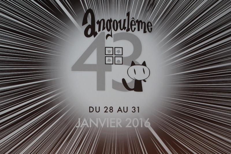 Festival International de la Bande Dessinée - Angoulême - Page 2 A254