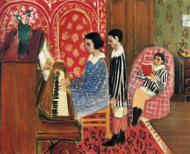 Henri Matisse [peintre] - Page 5 A512