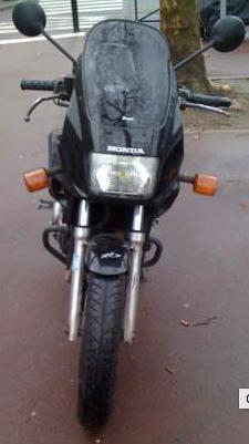 Mon nouveau mulet, Honda, pour aller au boulot  Captur10