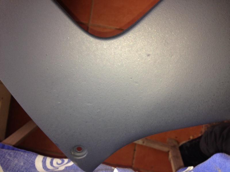 (Préparation/réparation) Mise en peinture, remise en état de ma 929 - Page 5 Img_4019