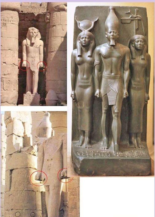 LES EGYPTIENS NE SONT PAS LES BATISSEURS DES PYRAMIDES   Baguee10