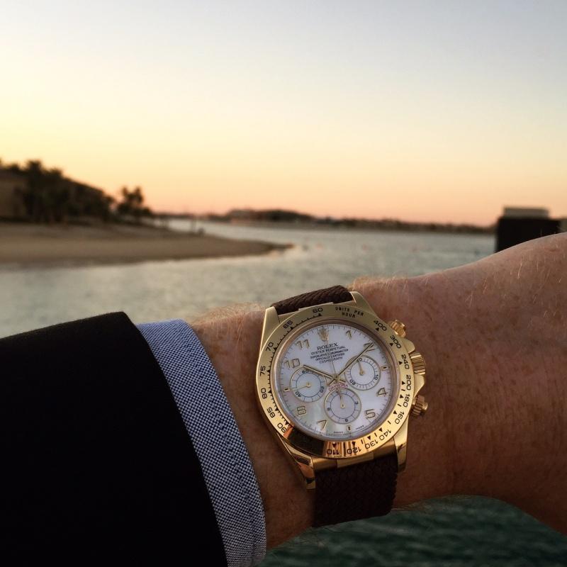 Votre collection parfaite en 5 montres à 30K€ maximum. Img_8210
