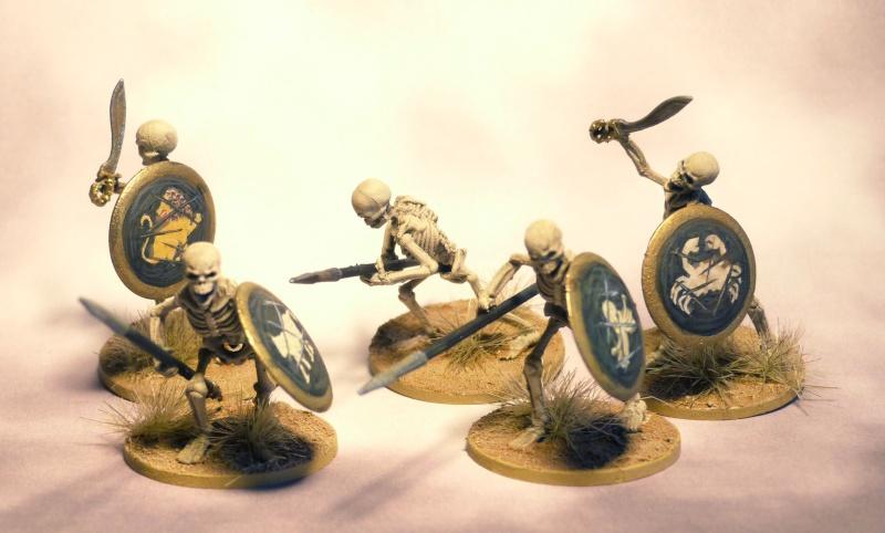 MES FIGS POUR MUTHOS, mon jeu d'escarmouche Mythologique Guerri11