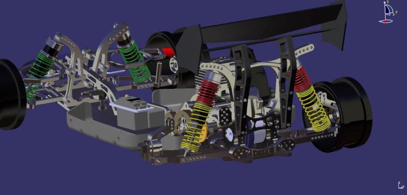 Modelconcept Crossover Modele 3D Cross-10