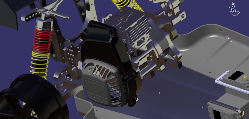 Modelconcept Crossover Modele 3D Cross-11