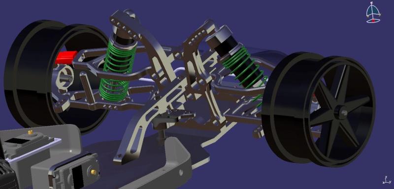 Modelconcept Crossover Modele 3D Cross-13