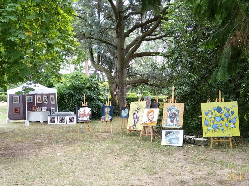 """Boersch ( 67 ) les 6 & 7 juillet 2019 , """" l' Art au Vert """" Art_au30"""