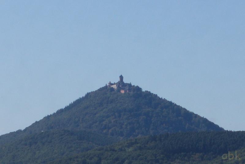 Le Château du Haut-Koenigsbourg Chzete25
