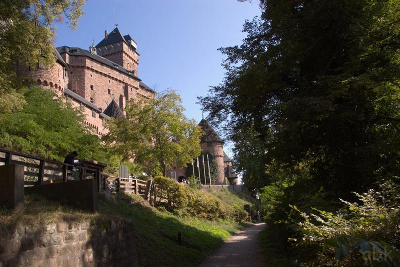 Le Château du Haut-Koenigsbourg Chzete27