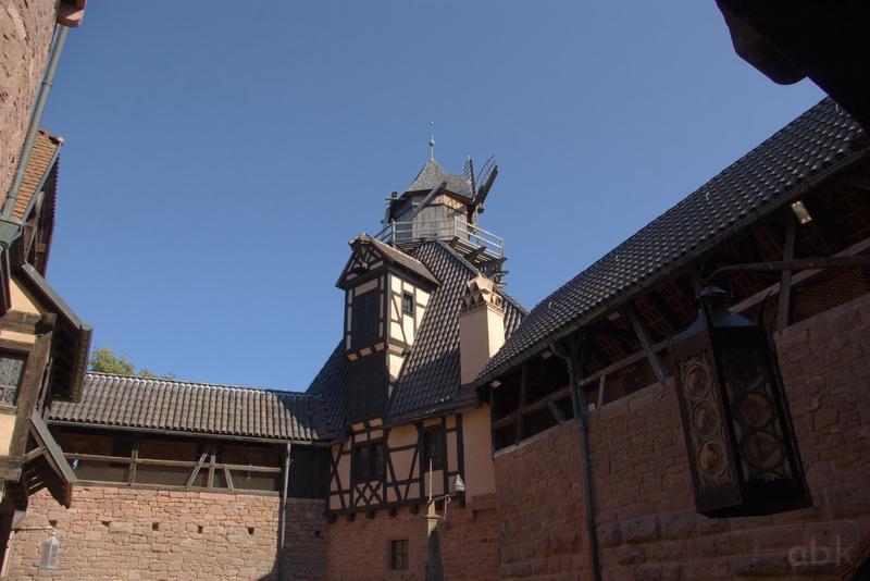 Le Château du Haut-Koenigsbourg Chzete31