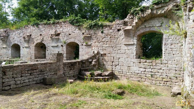 Le Château du Grand-Geroldseck Gerold14